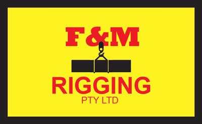 F&M rigging logo