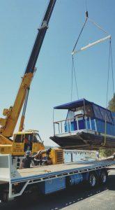 boat crane mobile service